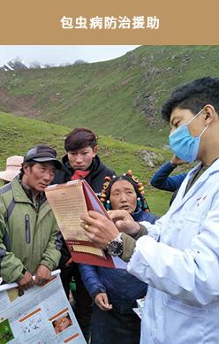 为藏区脱贫攻坚奠定健康基础