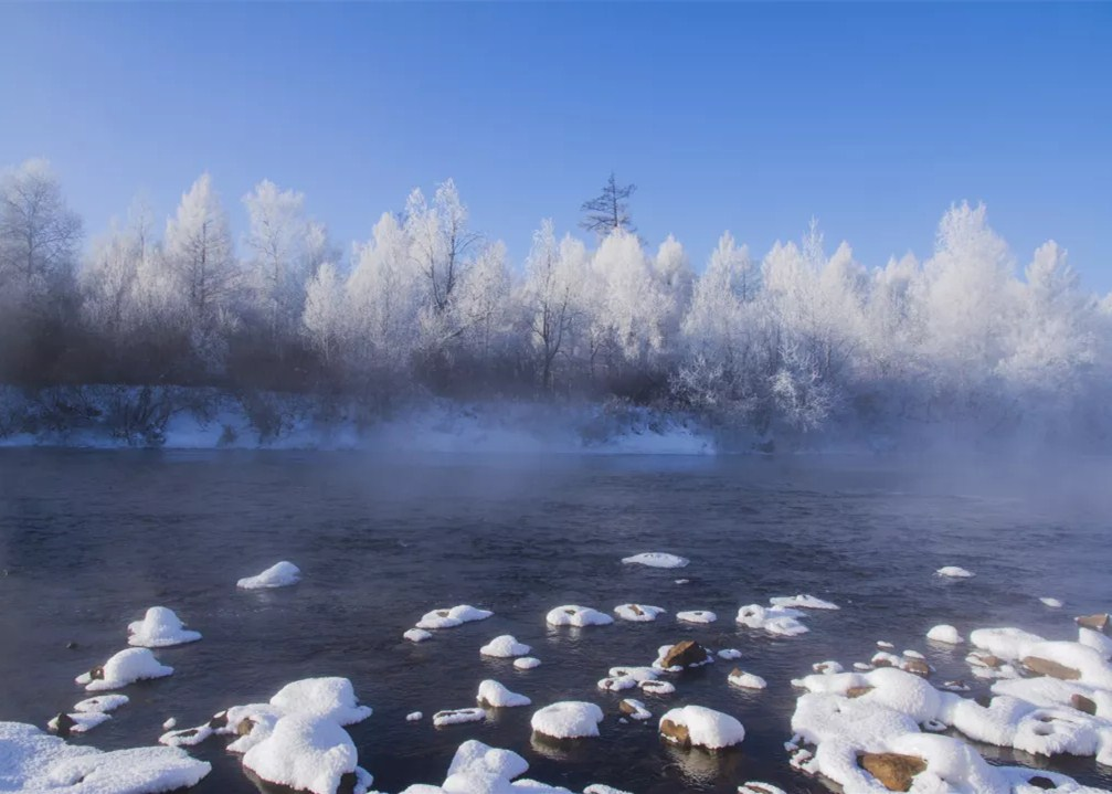 初冬漫游计划  「滑」进北国的冰雪奇缘里