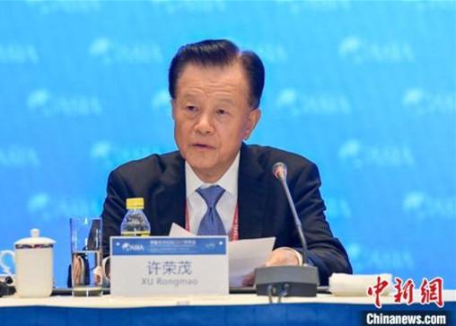 """许荣茂呼吁华商把握海南发展机遇 成为自贸港建设的""""合伙人"""""""